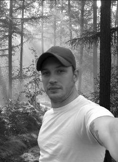 Ahh, to be out in the wilderness, all alone, with tom hardy ...
