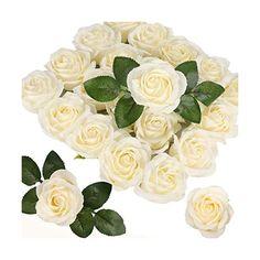 Artificial Silk Flowers Long Stem Night Jasmine Flower for Wedding Home Decor