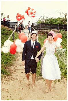Casey & Richard's Sunny, Seaside, Sailor Wedding Sailor Wedding, Wedding Inspiration, Wedding Ideas, Seaside, Sunnies, Reception, Bride, Wedding Dresses, Wedding Stuff