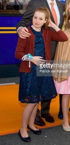 Princesse Alexia, 27 avril 2017, Koningsdag (Tilburg, Pays-Bas)