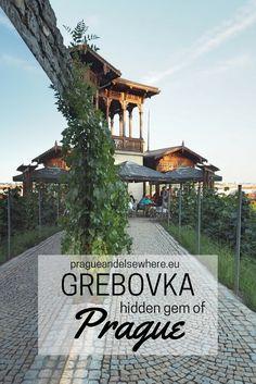 Discover Grebovka hidden gem of Prague, Czech Republic