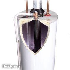 Fix a Leaking Water Heater - The Top 10 Plumbing Fixes: http://www.familyhandyman.com/plumbing/the-top-10-plumbing-fixes