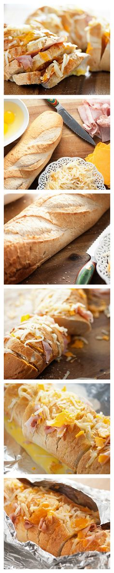 Start your morning right with this easy pull-apart bread!