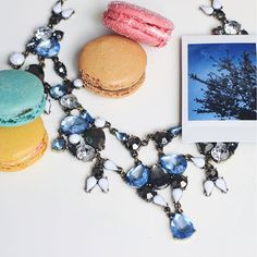 Blue Sky Statement #Necklace 24,99 € #happinessbtq