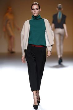 AA de Amaya Arzuaga - Madrid Fashion Week