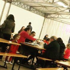 È ancora presto ma la #festaSanGiuseppeVi si sta già animando a #vicenza. VIENI? Ti stiamo aspettando.