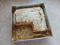 Drożdżowe ciasto na białkach-dieta w