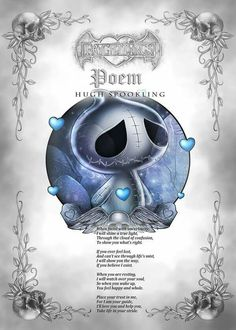 Frightlings: Hugh Spookling Poem.