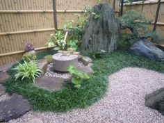 Japanese Zen Garden is one of the most popular garden designs in the world. The Japanese-style garden offers many advantages, such as the unique de. Japanese Garden Design, Garden Inspiration, Japanese Garden, Garden Terrarium, Asian Garden, Meditation Garden, Small Japanese Garden, Garden, Hanging Garden