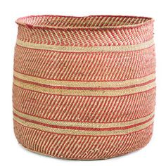 Hey, look what I found! Check out Rasi Basket Large by Local + Lejos on Bezar