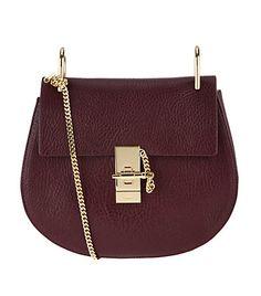 Chloé Medium Drew Shoulder Bag   Harrods