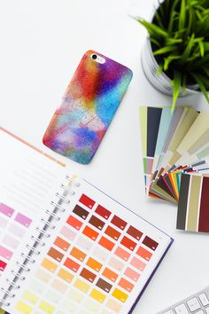 Watercolors always create fascinating textures. A cross between grunge and rough watercolor looks, this texture can be applied to many unique designs. Get this grunge watercolor phone case and make some impression every time you take your phone out of your bag! #phonecases #phonecovers #watercolors Phone Covers, Watercolors, Grunge, How To Apply, Texture, Create, Bag, Unique, Design