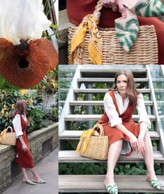 When Fashion and Nature Collide - March 2018 Mom Group, March, Shit Happens, Chic, Creative, Board, Classic, Nature, Outfits
