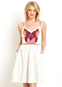 craft circle dress