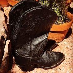 Dan Post Shoes - DAN POST Pull On Leather Cowboy Boots