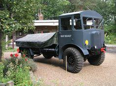 UK Trucks AEC 4x4 Matador - Nevington War Museum
