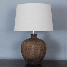 Santiago Washed Urn Table Lamp | Dunelm