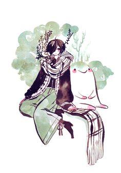 radish by koyamori.deviantart.com on @deviantART
