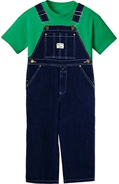 INC DAVIS MENS STORE West End Blues Big Boys Kids Soft Washed Denim Bib Overall
