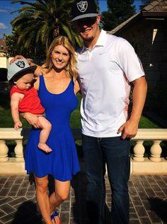 Derek Carr and family
