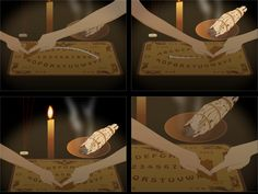 How to Use a Ouija Board -- via wikiHow.com