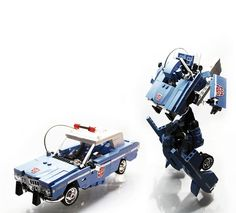 "LEGO Autobot Joe by ""Orion Pax"", via Flickr"