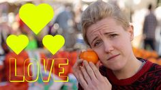 LOVE AT THE FARMER'S MARKET