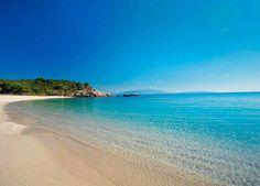 Amouliani beach, Chalkidiki ,Northern Greece