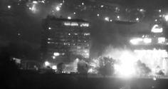 Τουρκία: Νέο βίντεο – ντοκουμέντο από τον βομβαρδισμό του αρχηγείου της αστυνομίας