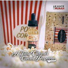 Restock : Kettle Corn..| a tasty caramel  popcorn . .  Made in USA Price: 175K / 30ml max VG open tester now Buy 3 bottle free 1 vapebag  NB : selama persediaan ada . Available at @dlightvapenmusicstud  jl klipang golf view D3 semarang (Store) . OPEN : 11.00AM-22.00 . . Call/WA : +6287832661480 BBM : 2BFB2667 . . . Distributed Exclusively By #ejuicemurah @ejuicemurah . . .  #tokovaping#tokovapor#tokovape#tokovaporizer#vapestore#semarangvape#vapesemarang#semarangstore#smgvape#jogjavape#sol...