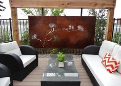 Metal Yard Sculptures | Outdoor Art | Creative Living. Home U0026 Garden Store  In Denver