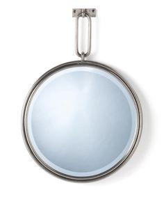 Lander Iron Mirror