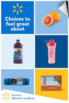 Get 2018 off to a healthy start. From fitness apparel to fresh food, find a solution for all your resolutions in Walmart's weekly ad.