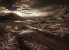 Rafael Falconi is an artist located in São Paulo, Brazil. His artwork is composited of Creative Retouching, Concept Art and Digital Matte Painting. Enduro Motocross, Enduro Motorcycle, Motorcycle Images, Hd Motorcycles, Yamaha Bikes, Wallpaper Dekstop, Motorcycle Wallpaper, France Art, Desert Sunset