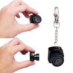 Aliexpress.com: Compre Micro menor portátil HD CMOS 2.0 Mega Pixel Pocket Video Audio Camera filmadora Mini 480 P DV DVR Recorder 720 P JPG de confiança revestimento da câmara fornecedores em Sunshine&Air