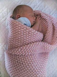 matushkaanna's Seed Stitch Blanket (AND cap!) Ravelry: matushkaanna's Seed Stitch Blanket (AND cap!