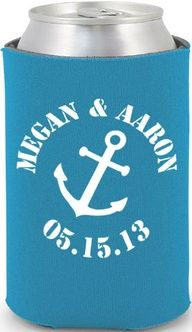 Bran doesn't love anchors but maybe for koozies?