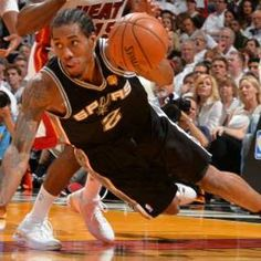 Nightly Notable: Kawhi Leonard