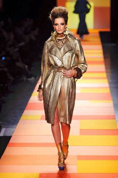 Jean Paul Gaultier Spring 2013  Haute Couture Collection