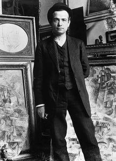 AUGUSTE HERBIN. Studio Picasso. 1911.