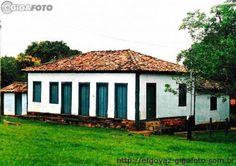 DESEMBOQUE-MG-CASARÃO COLONIAL-FOTO:GLAUCIO HENRIQUE CHAVES - DESEMBOQUE - MG