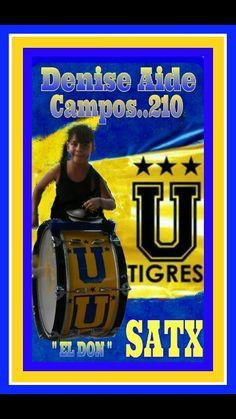 Tigres V Scorpions Maradona con la player...