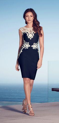 dcff9ccfce Michelle Keegan Lace Applique Shift Dress £65.00 Michelle Keegan Dresses