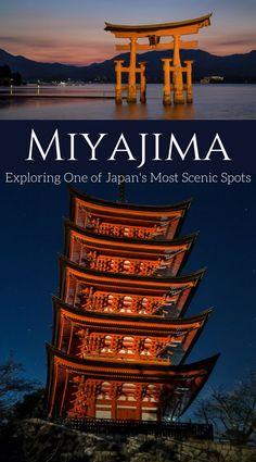 Miyajima- Exploring One of Japan's Most Scenic Spots (Blog post, travelyesplease.com)   #Japan #Miyajima #Hiroshima #Asia
