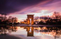 Photo Templo de Debod by Nacho Grande on 500px