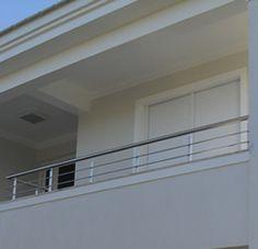 Balcony Glass Design, Glass Balcony Railing, Balcony Grill Design, Balcony Railing Design, Iron Balcony, Small Balcony Furniture, Steel Railing Design, Stainless Steel Handrail, Pillar Design