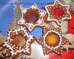 """Galletas con""""cristal"""" ventanita de caramelo duro:)"""