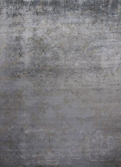 Contemporary rug / silk / wool / patterned - ANTARTICA POLAR - Edition…