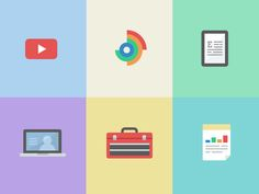 More Icons by Rob Schlegel