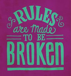 BrokenRules by Jay Roeder